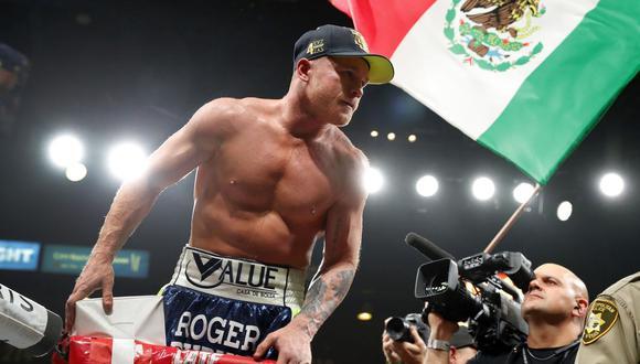 Saúl 'Canelo' Álvarez ya tiene rival y fecha para la primera pelea en 2021. (Foto: AFP)