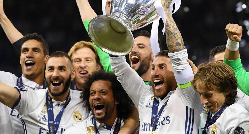 Real Madrid es el máximo ganador de la Champions League con 13. (Foto: Getty Images)