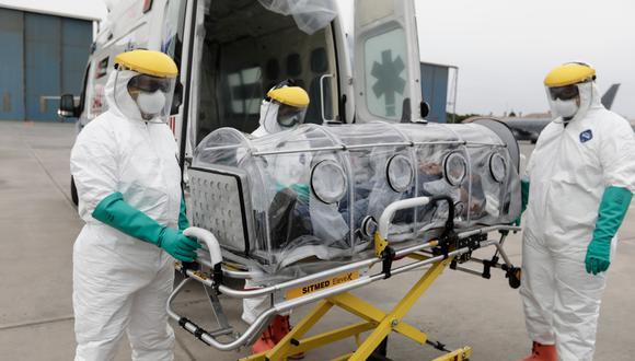 Coronavirus fue el tema principal en 5 millones de conversaciones en redes sociales (GEC/Ángela Ponce)