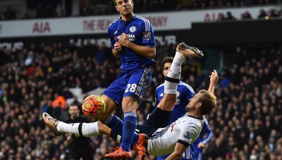 Tottenham aclara que la 'chalaca' es peruana. (Foto: Difusión)