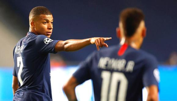 PSG prioriza renovación de una de sus dos estrellas (Foto: AFP)