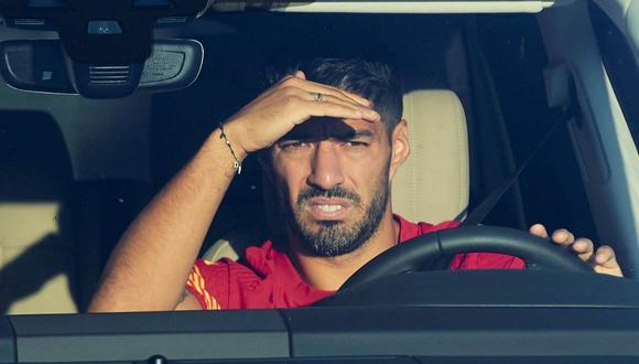 Luis Suárez se marchará al Atlético de Madrid de Simeone.  (Foto: EFE)