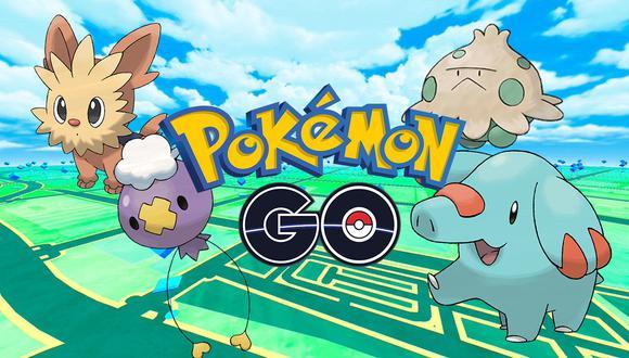 Conoce el listado oficial de Pokémon Destacados que saldrán en enero 2021. (Foto: Pokémon)