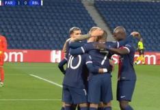 ¡No podía ser otro! Neymar abrió el marcador en el PSG vs RB Leipzig por Champions League 2020 [VIDEO]