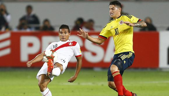 Peru vs. Colombia (Foto: GEC)