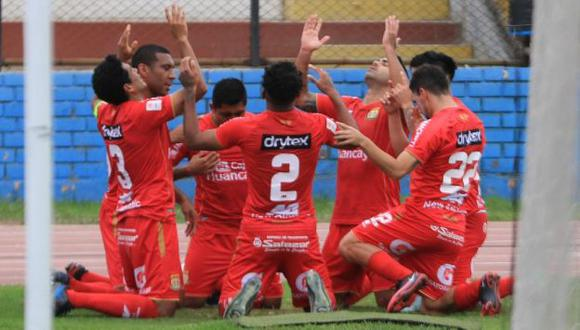 Sport Huancayo vs. Universidad San Martín en el Miguel Grau por Liga 1. (Foto: Liga 1)