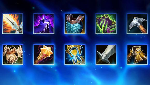 League of Legends: estos son los cambios de objetos en la pretemporada. (Foto: Riot Games)