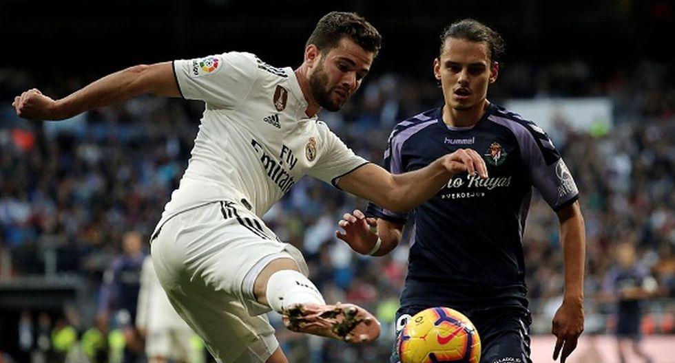 Jugador: Nacho  / Club Actual: Real Madrid. (Getty)