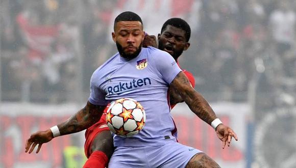 Barcelona perdió ante Salzburg en partido amistoso de pretemporada. (Foto: AFP)