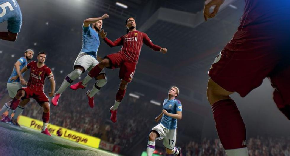 Los mejores lanzadores de tiros libres en FIFA 21 (EA Sports)