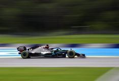 GP de Austria: Valtteri Bottas, primer líder del Mundial de F1 2020 tras ganar en el Red Bull Ring