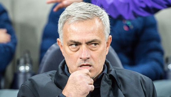 José Mourinho estuvo casi un año sin entrenar tras ser despedido del United. (Getty)