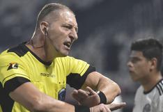 Bascuñán irá al VAR: Pitana arbitrará la final de la Copa Libertadores 2021