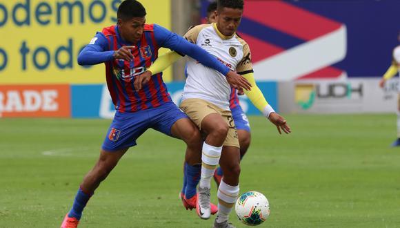 Alianza Universidad ganó 1-0 ante Cusco F, por la Fecha 13 del Apertura. (Foto: Liga 1)