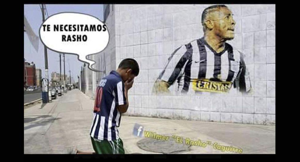 Alianza Lima vs. Melgar EN VIVO EN DIRECTO ONLINE: los divertidos memes calientan la previa en FACEBOOK.