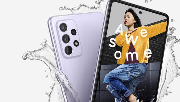 Samsung lanza su primer smartphone de gama media con tecnología 5G. Conoce sus características. (Foto: Samsung)