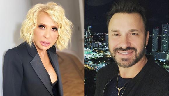 Cristian Zuárez le exige indemnización a Laura Bozzo por los años que trabajaron juntos. (Foto: Instagram)