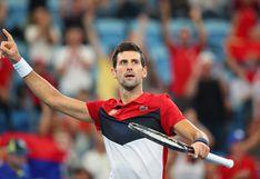 ¿Se bajará del torneo? Novak Djokovic estaría pensando en no disputar el US Open 2020