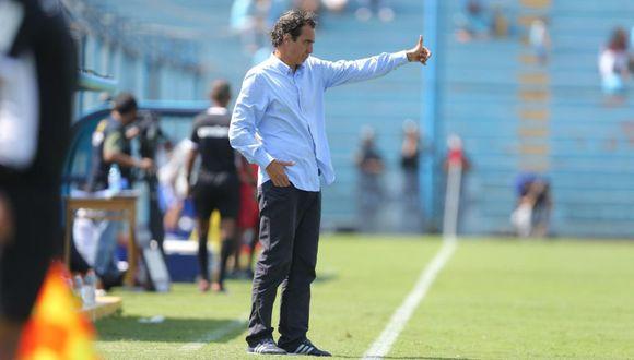 'Chemo' del Solar habló sobre el partido entre Alianza Lima y César Vallejo. (Foto: GEC)