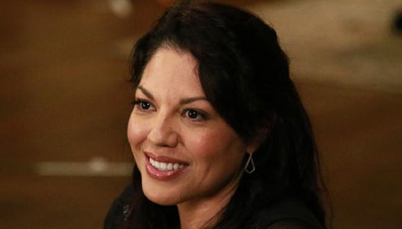 """Sara Ramírez fue la encargada de dar vida a la doctora Callie Torres durante 10 temporadas de """"Grey's Anatomy""""  (Foto: ABC)"""