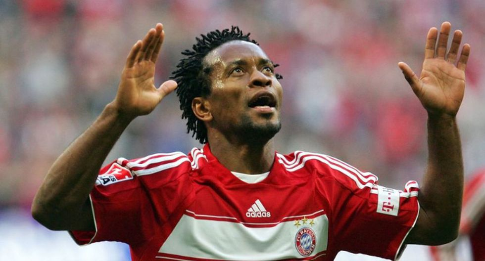 Zé Roberto. (Getty Images)