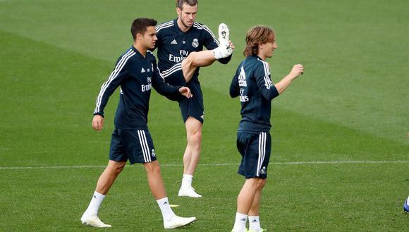 Bale y Reguilón viajan a Londres para firmar contrato con el Tottenham. (Foto: EFE)