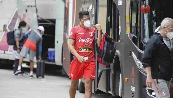 Alex Valera está ilusionado por el nuevo llamado a la selección peruana. (Foto: GEC)