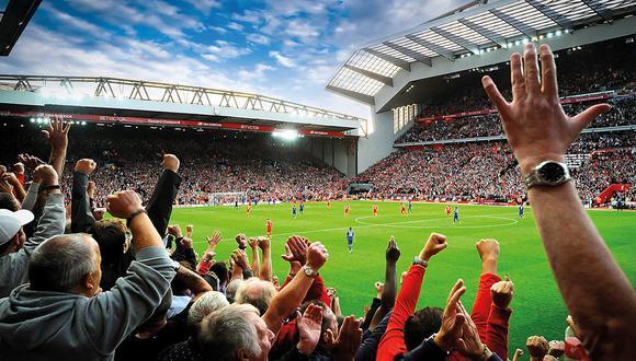 Anfield será el escenario de la vuelta entre Atlético de Madrid y Liverpool. (Foto: Getty Images)