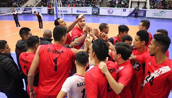 DirecTV Sports transmitirá el Sudamericano de Vóley Masculino Brasil 2021
