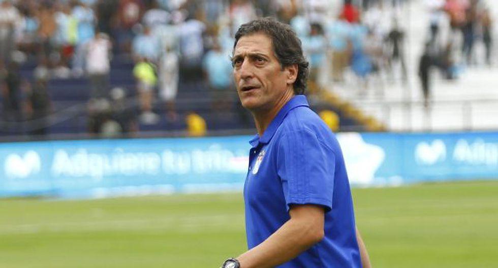 Mario Salas tiene contrato con Sporting Cristal hasta finales de 2019. (Foto: Fernando Sangama)