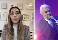 Frida Sofía presentará demanda contra su abuelo Enrique Guzmán   VIDEO