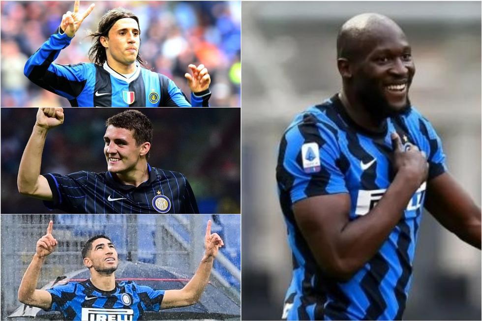 Las ventas más caras en la historia del Inter de Milán.