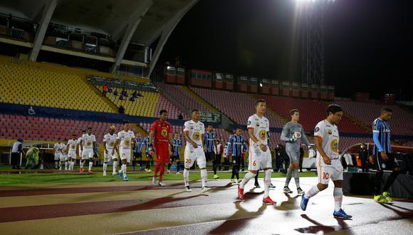 Ayacucho FC quedó eliminado de la Copa Libertadores 2021 ante Gremio. (Foto: Agencias)