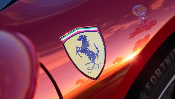 Fortnite Temporada 7: así será el Ferrari que llegará mañana a la isla