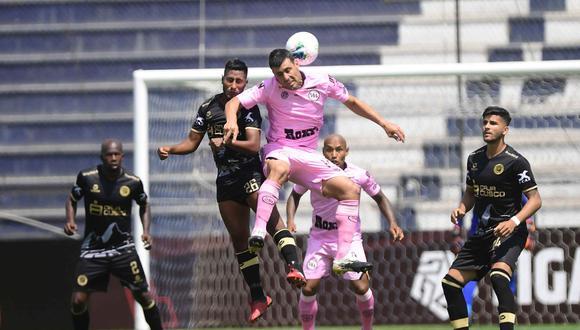 Cusco FC empató 2-2 ante Sport Boys. (Foto: Liga 1)