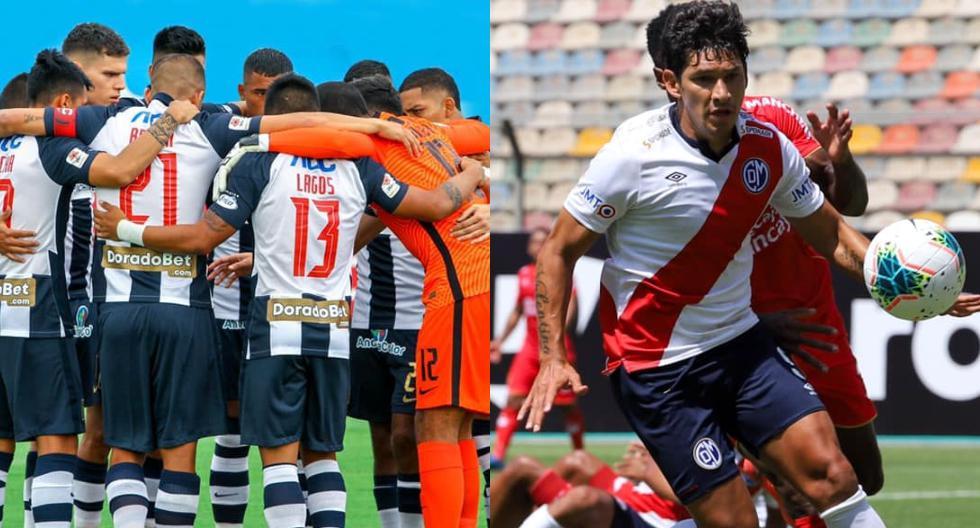 Alineaciones para el Alianza Lima vs. Municipal. (Foto: Liga 1)