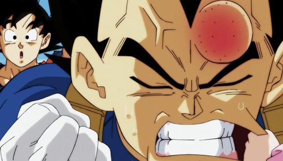 Dragon Ball Super: ¿Vegeta sigue luchando por Bulma? (Foto: IMDB)