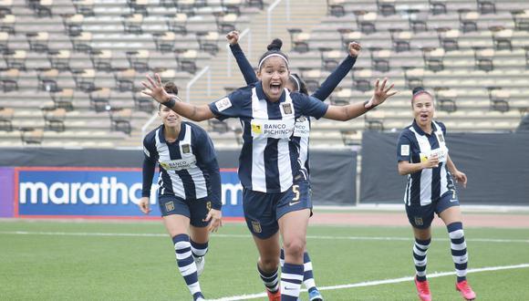 Alianza Lima derrotó 1-0 a Universitario en la final de la Liga Femenina (Foto: Liga Femenina)