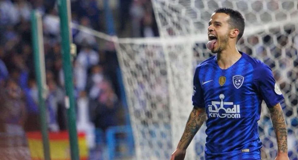 Sebastian Giovinco | Al-Hilal FC. (Foto: Agencias)