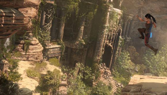 """""""Rise of Tomb Raider"""" está a la venta a mitad de precio en Steam"""