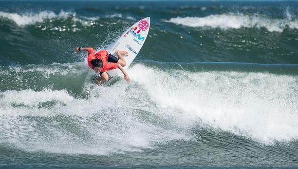 Sofía Mulanovich compite en el Mundial ISA de Surf: ¿qué es lo que necesita para conseguir su cupo a Tokio 2020?. (Foto: Surfandrocktv)
