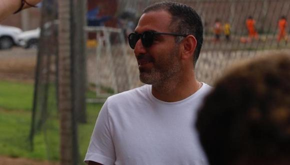 El gerente deportivo de César Vallejo, Luis Gálvez, se refirió al acercamiento de Farfán y Rubio al club. (Foto: Ovación)