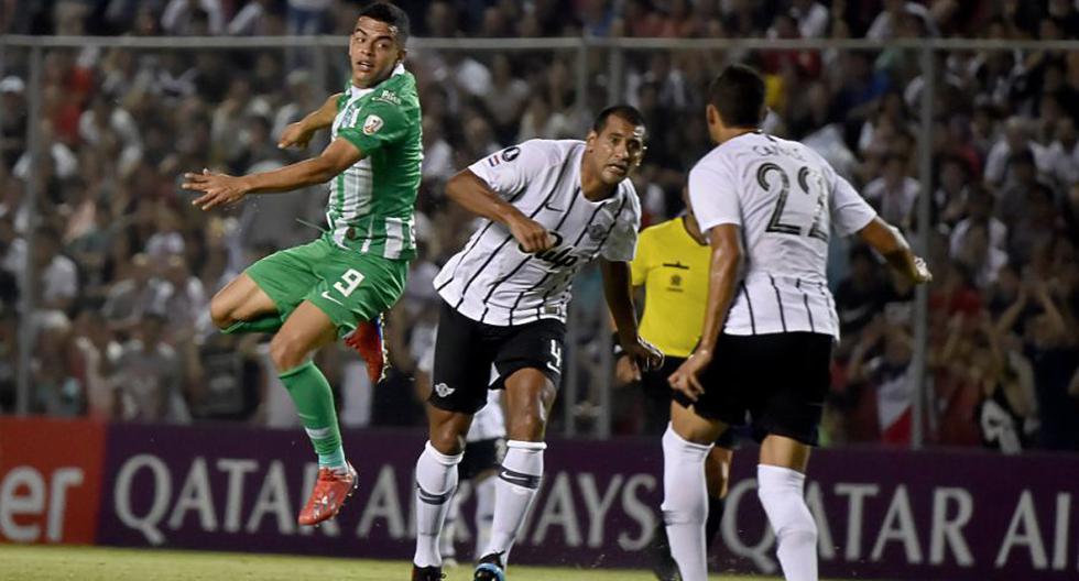 Copa Libertadores Atl U00e9tico Nacional Vs Libertad Ver
