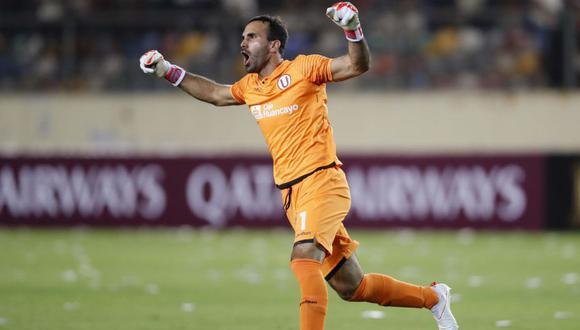 En la temporada 2013 José Carvallo alcanzó 44 partidos y 3,990 minutos; fue la campaña con mejor registro en toda su carrera. (GEC)