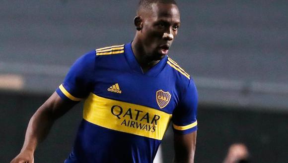 Luis Advíncula es el lateral derecho titular de Boca Juniors. (Foto: Boca Juniors)