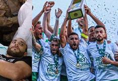 Historia de superación: Alan Ruschel alzó el trofeo del Campeonato Catarinense con Chapecoense