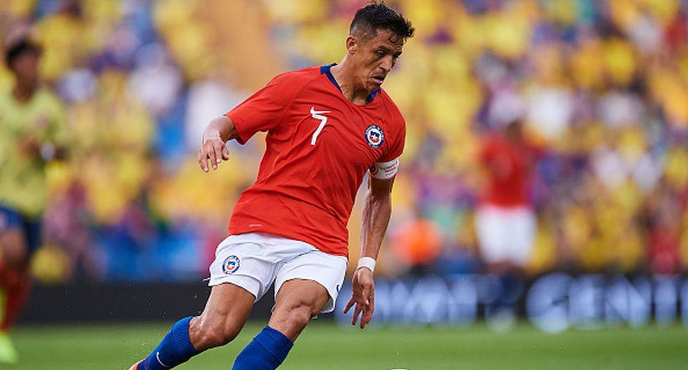 El tiempo de baja de Alexis Sánchez tras lesionarse con Chile en amistoso FIFA. (Getty Images)