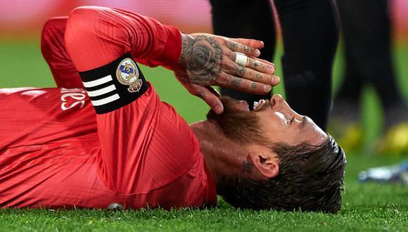 Sergio Ramos llegó al Real Madrid procedente del Sevilla. (Getty)