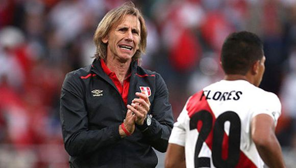 Ricardo Gareca suma 46 partidos al frente de la Selección Peruana. (USI)