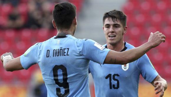 Uruguay vs Nueva Zelanda